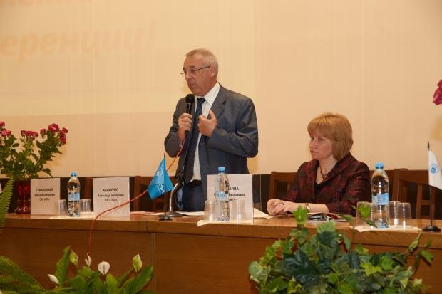 21-23 мая в Москве прошла Международная научно-практическая конференция «ВОДОПОДГОТОВКА И ВОДНО-ХИМИЧЕСКИЕ РЕЖИИ ТЭС. ЦЕЛИ  И ЗАДАЧИ